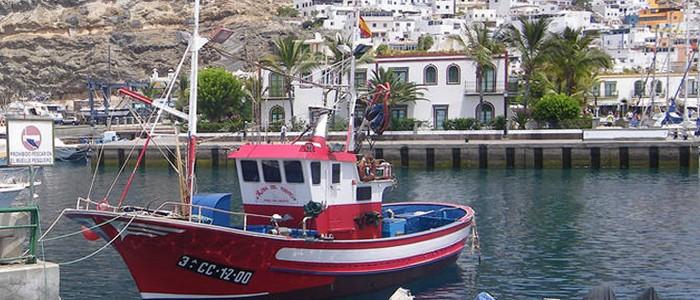 Puerto de Mogán es situado entre los 10 pueblos marineros españoles que deben ser visitados.  Foto: La Provincia